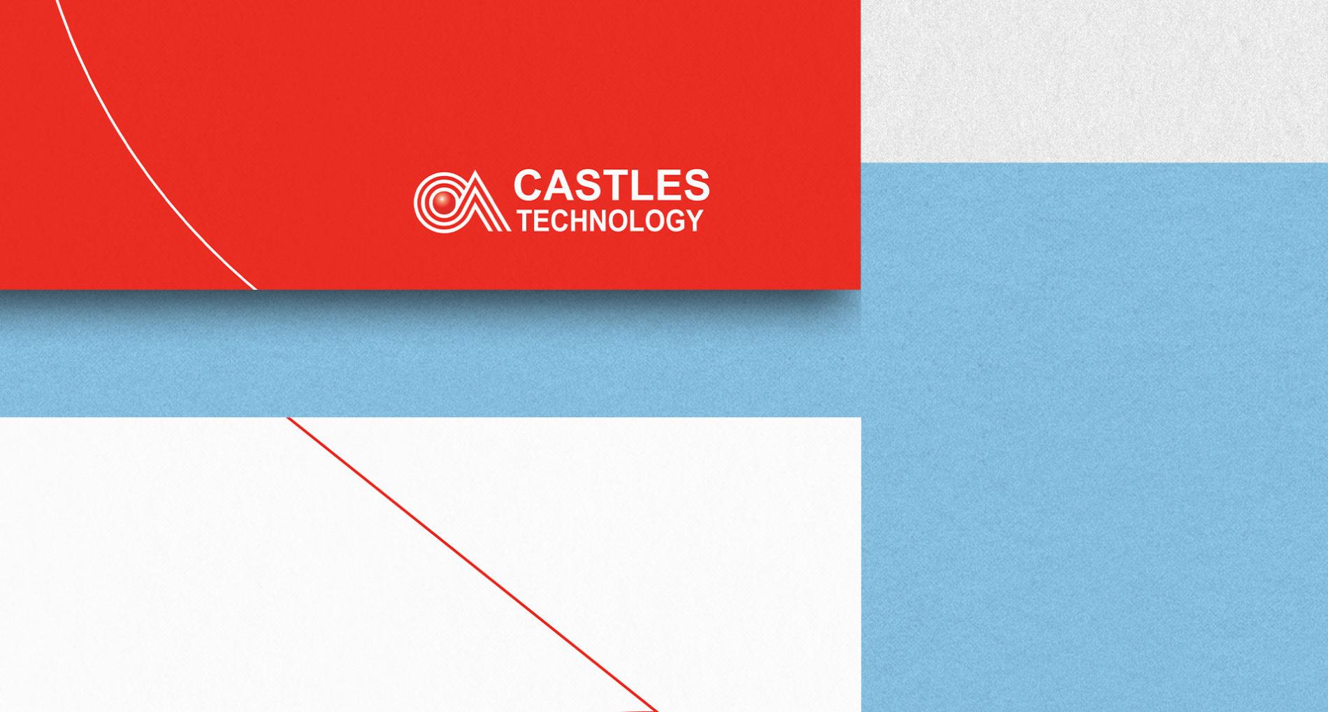 direction artistique castles technology refonte charte graphique
