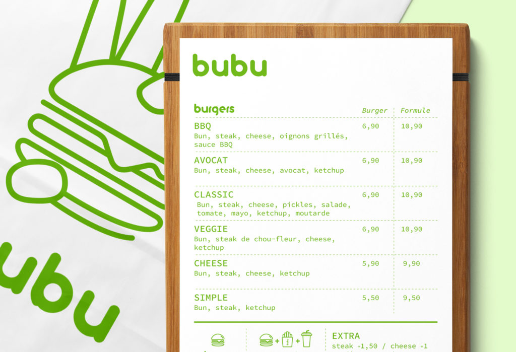projet bubu burger